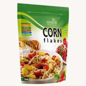 Nourish CornFlakes Strawberry Honey